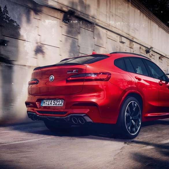 BMW X4 M Automobiles: BMW X4 M Competition, BMW X4 M And