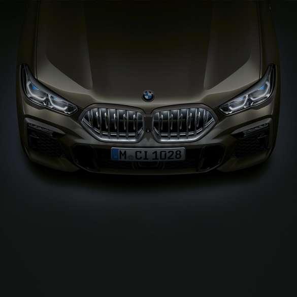 2019 Bmw 6 Series: BMW X6: Pure Dominance
