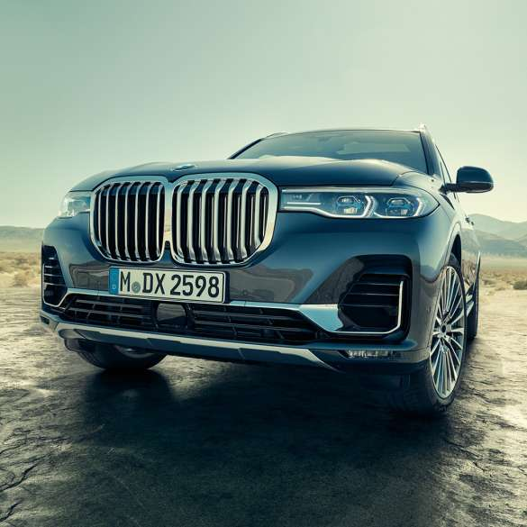 Bmw X7 2018: Overview ׀ Luxury Sports SUV ׀ BMW Canada