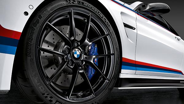 3acc4e7b7c5c 19   M Performance light alloy wheel Y Spoke style 763 M Jet Black matt