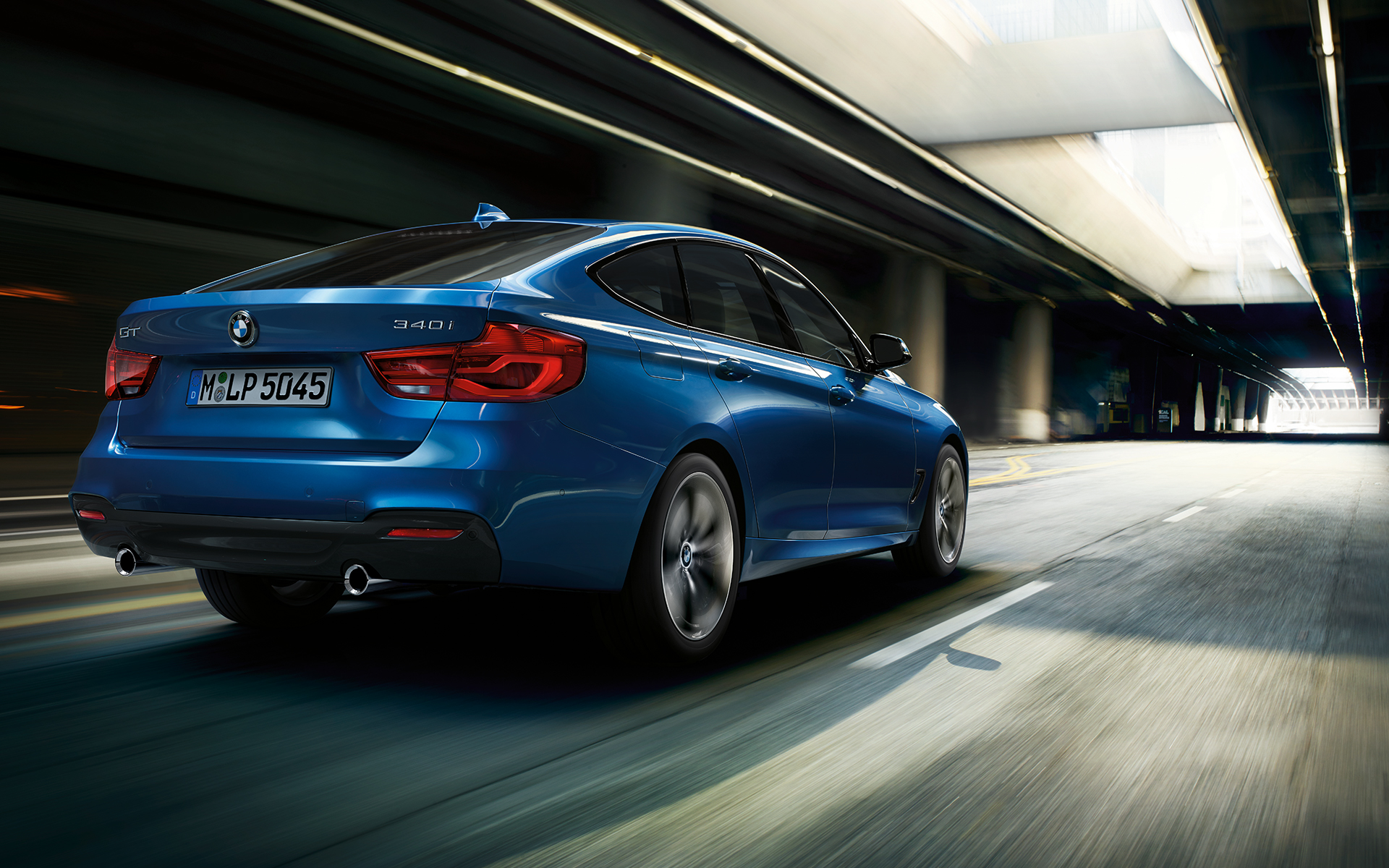 BMW 3 Series Gran Turismo Multimedia Gallery