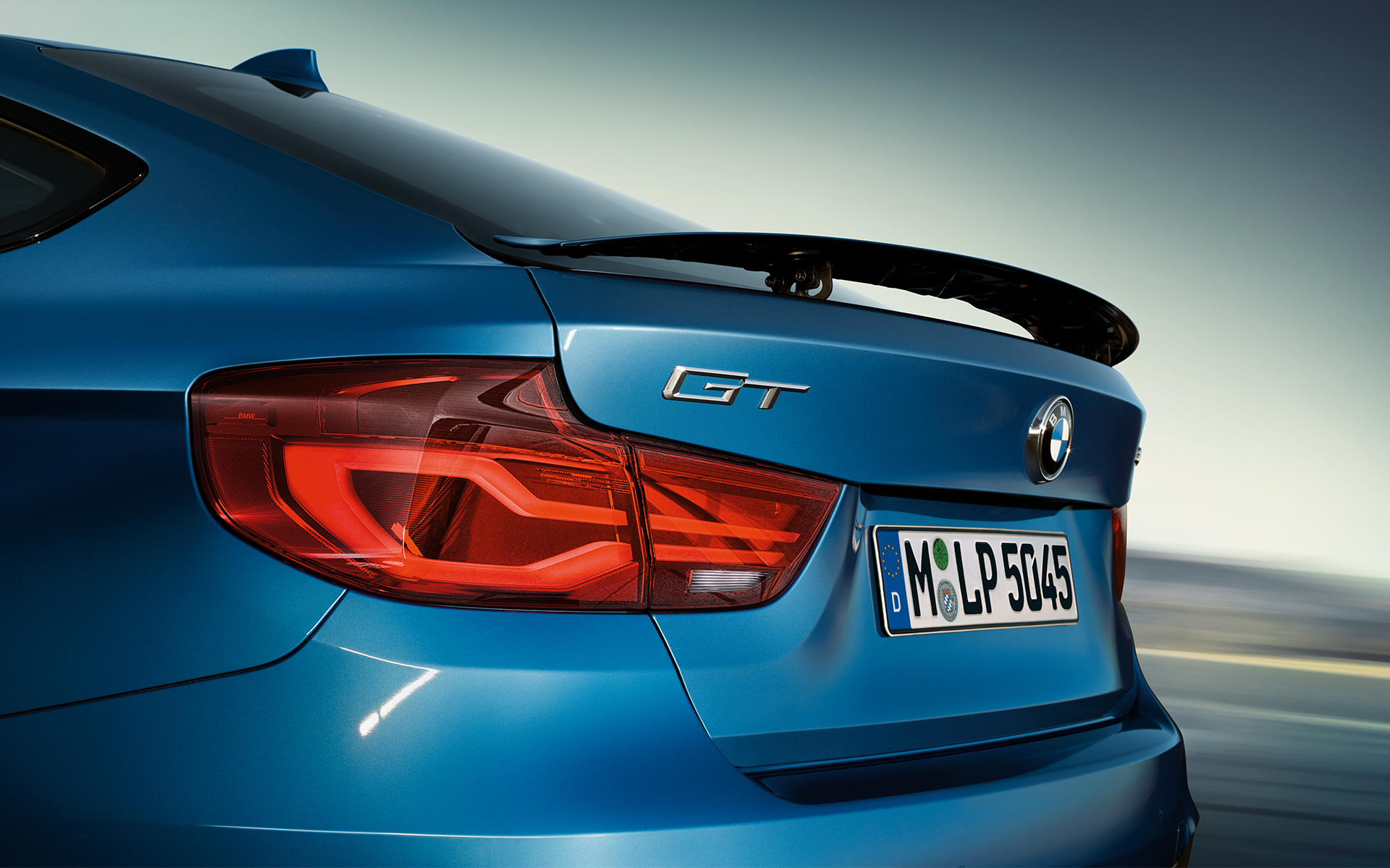 BMW 3 Series Gran Turismo - Rear lights