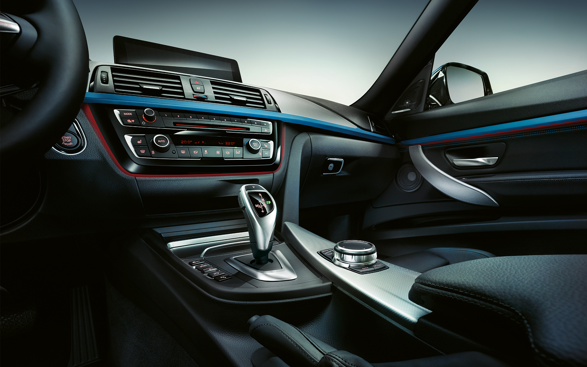 BMW 3 Series Gran Turismo: Clutch and ConnectedDrive features.