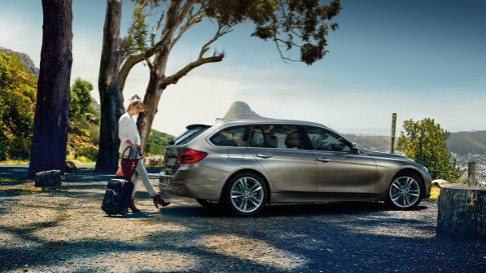 BMW Series Touring At A Glance - Bmw 3 series touring