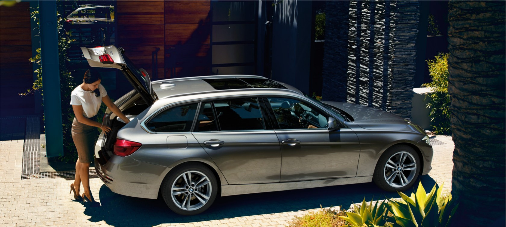 Series Touring Comfort And Safey - Bmw 3 series touring
