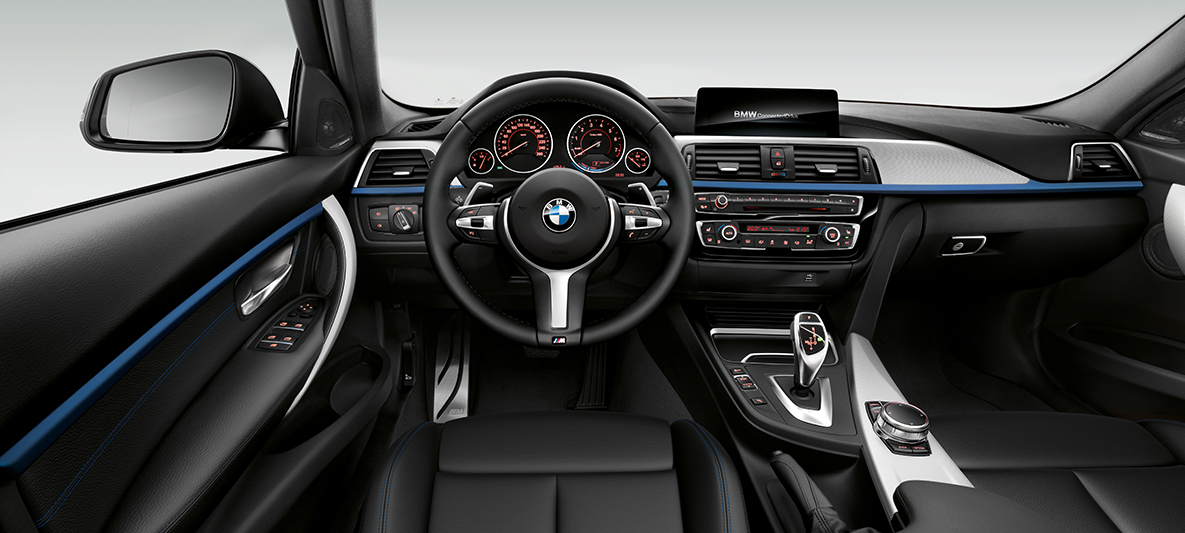 Bmw 3 Series Touring Lines And Equipment
