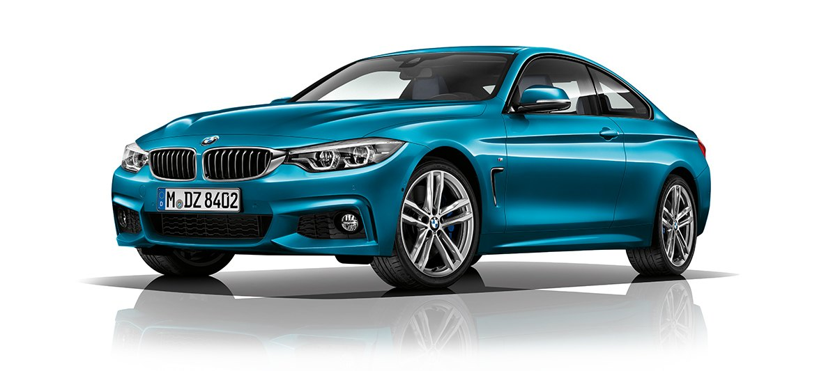 BMW Series Coupé At A Glance - Bmw 4 by 4