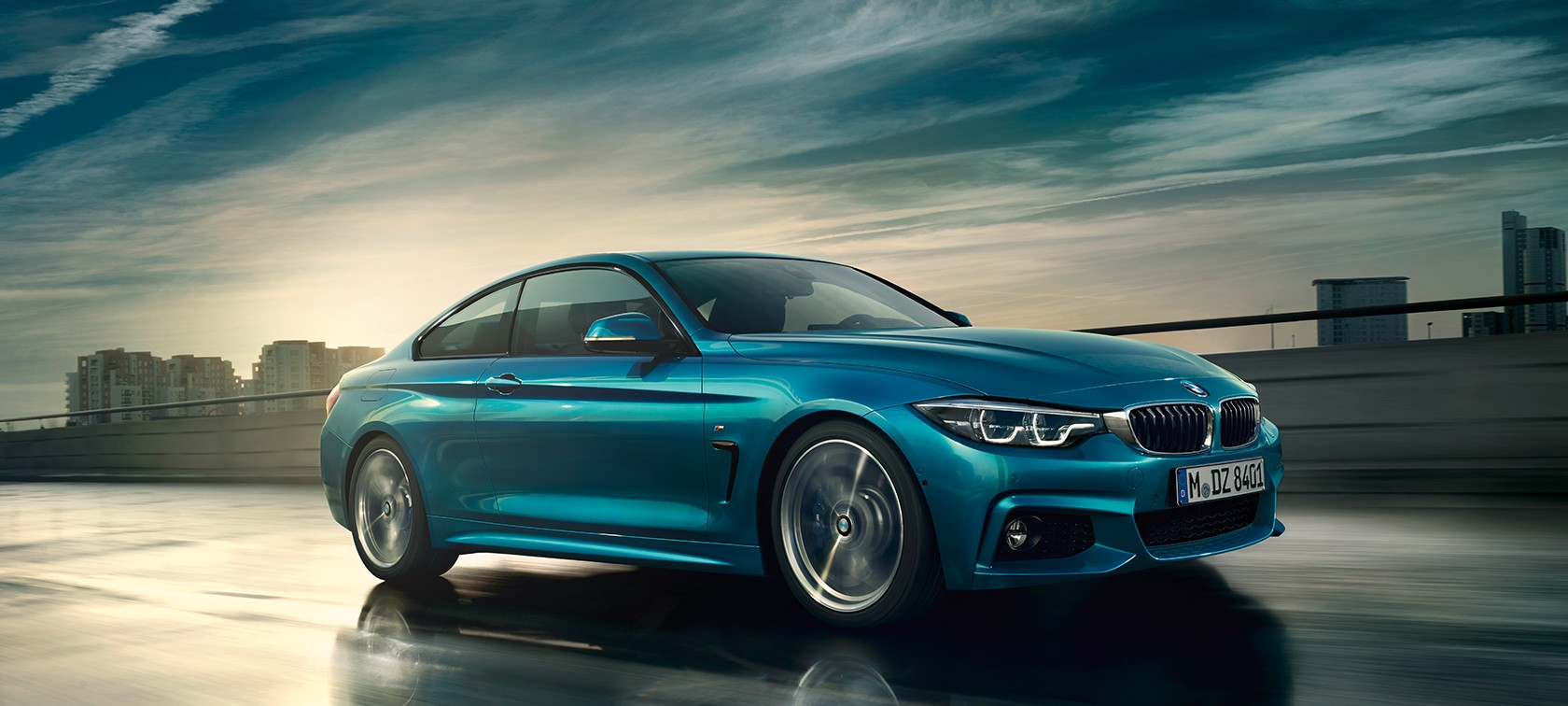BMW 4 Series Coupe At A Glance