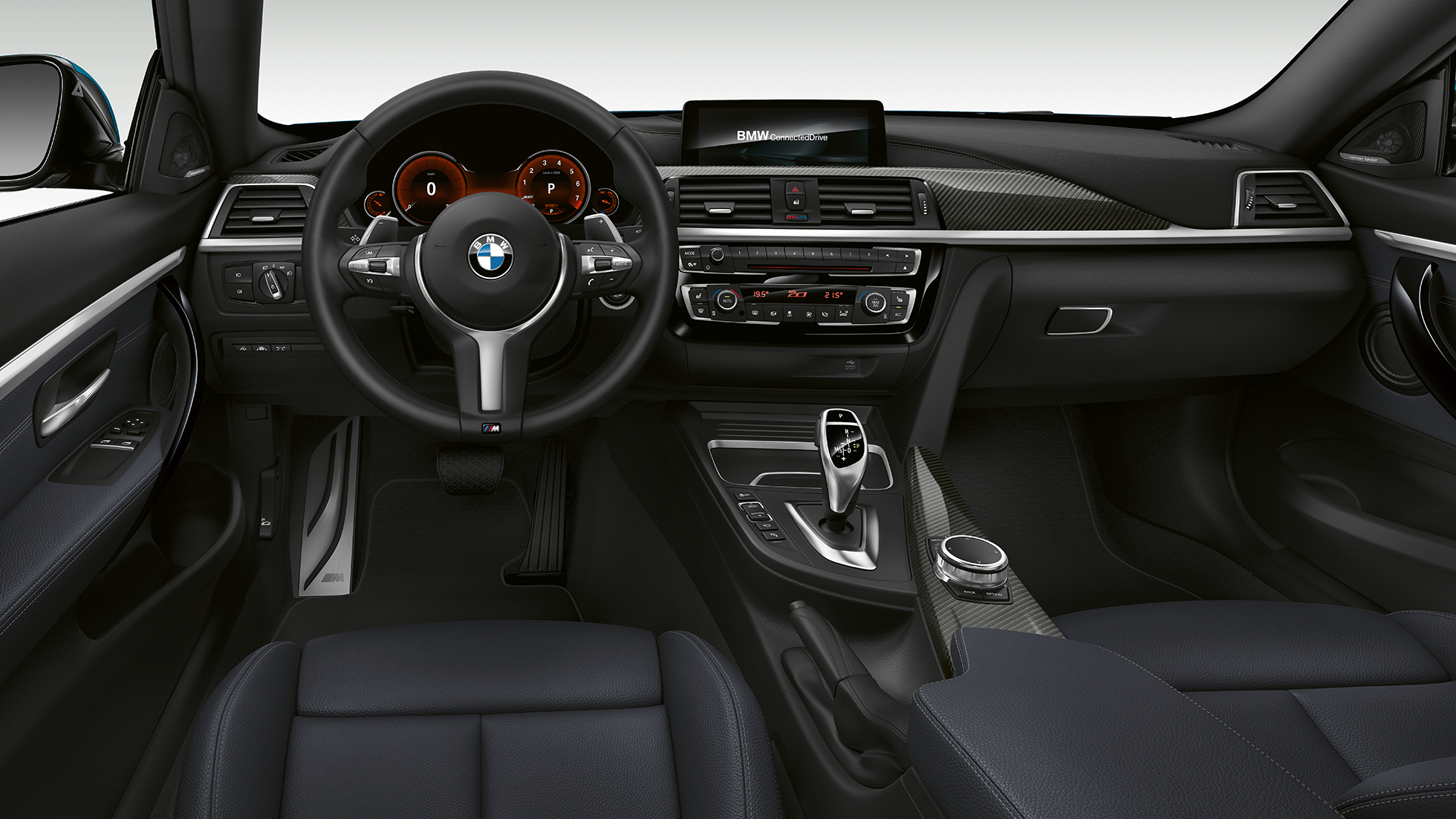 BMW 4 Series Coupé, Model M Sport wheels