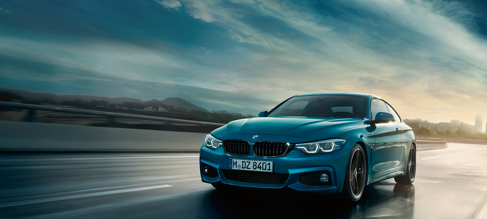 BMW 4 Series Coupé: more dynamic, agile and comfortable | BMW ca