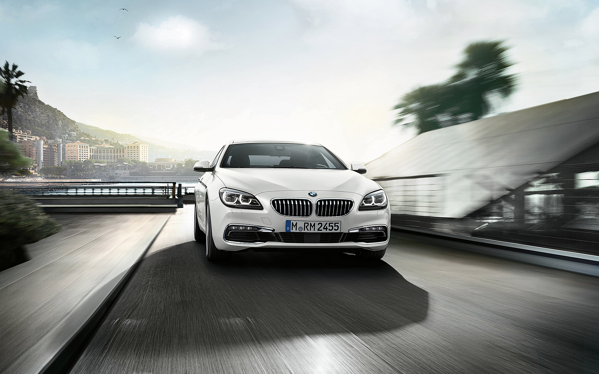 BMW 6 Series Gran Coupe Multimedia Gallery