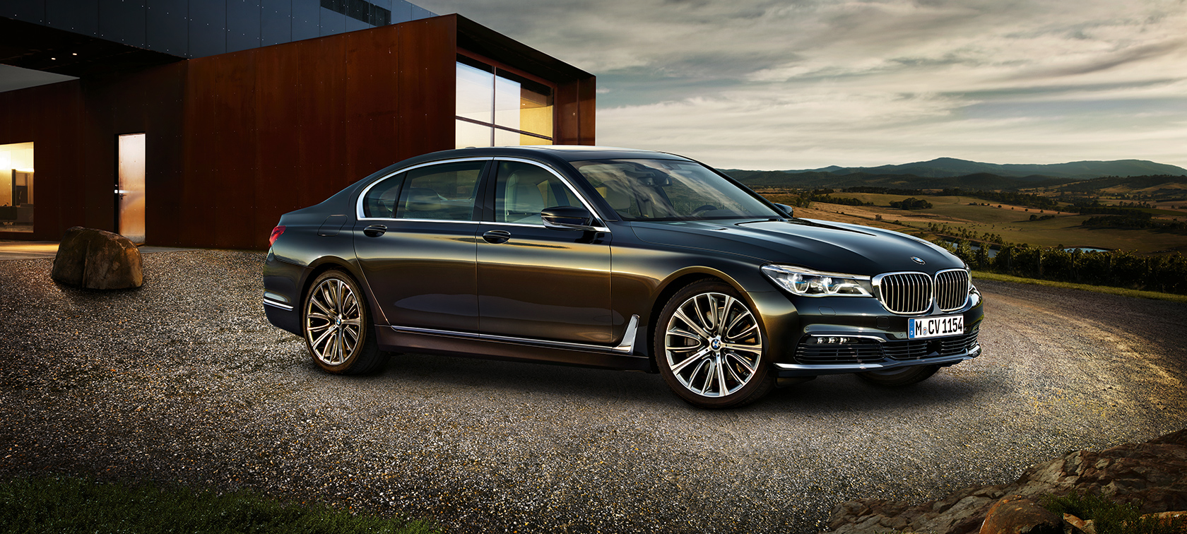 Bmw 7 Series Best Luxury Cars: BMW 7 Series Sedan