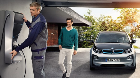 Worksheet. BMW i3  Charging