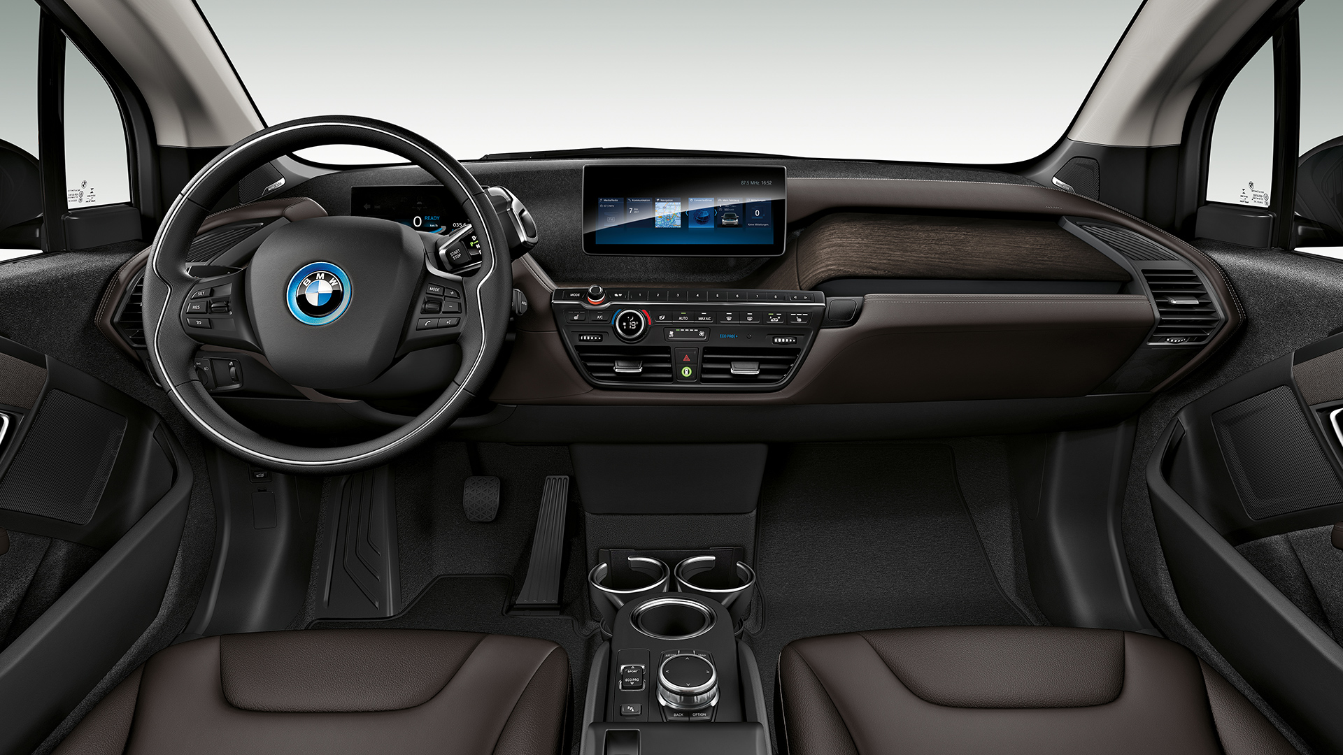 Bmw i3 and bmw i3s electric cars bmw canada for Interieur i3