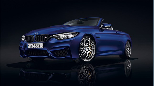BMW M4 Cabriolet - Front View
