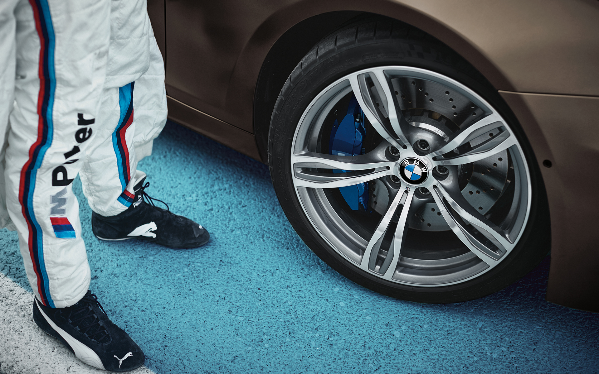 BMW M6 Cabriolet wheel