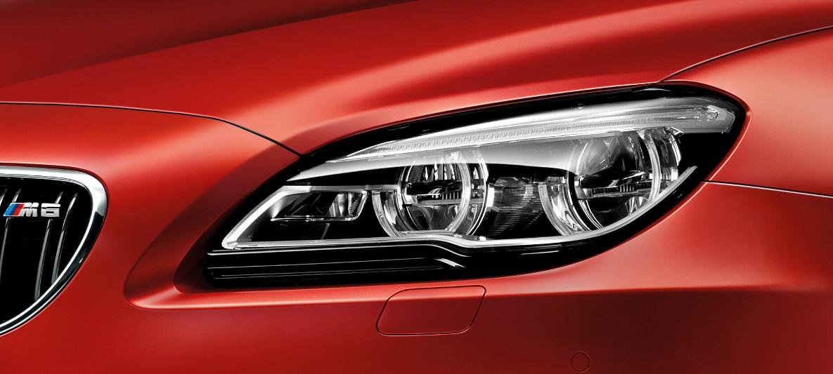 BMW M6 Coupé   Comfort & safety   BMW Canada