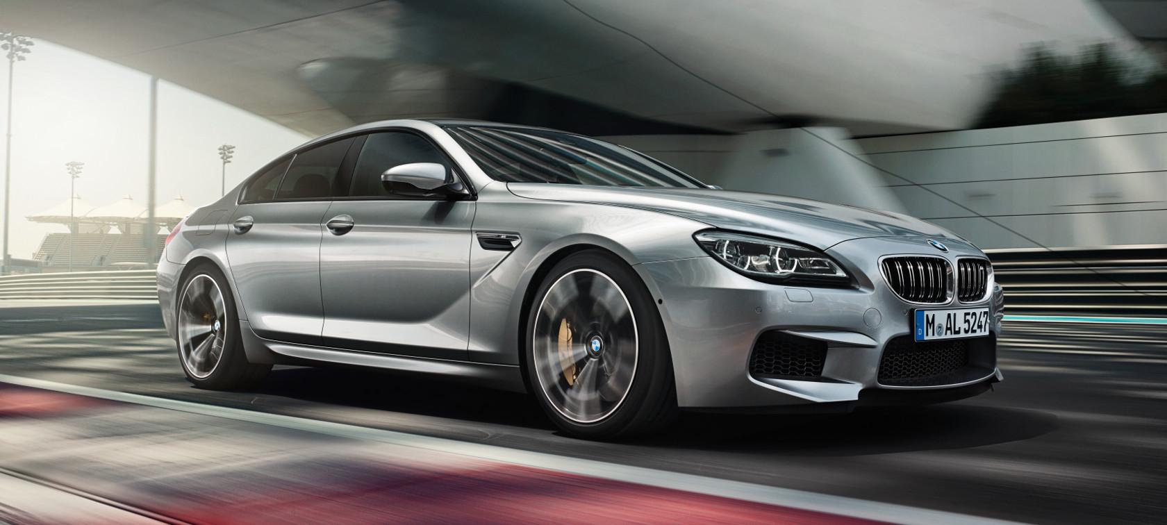 BMW M6 Gran Coupé   Driving Dynamics & Efficiency   BMW Canada