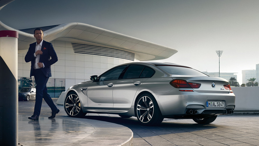 Bmw M6 Gran Coupe >> Bmw M6 Gran Coupe Images Videos Bmw Canada