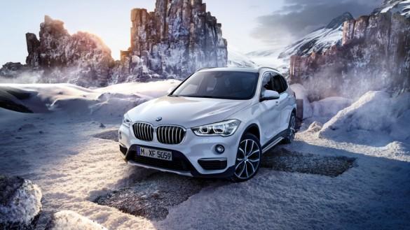 BMW X1 : At a glance
