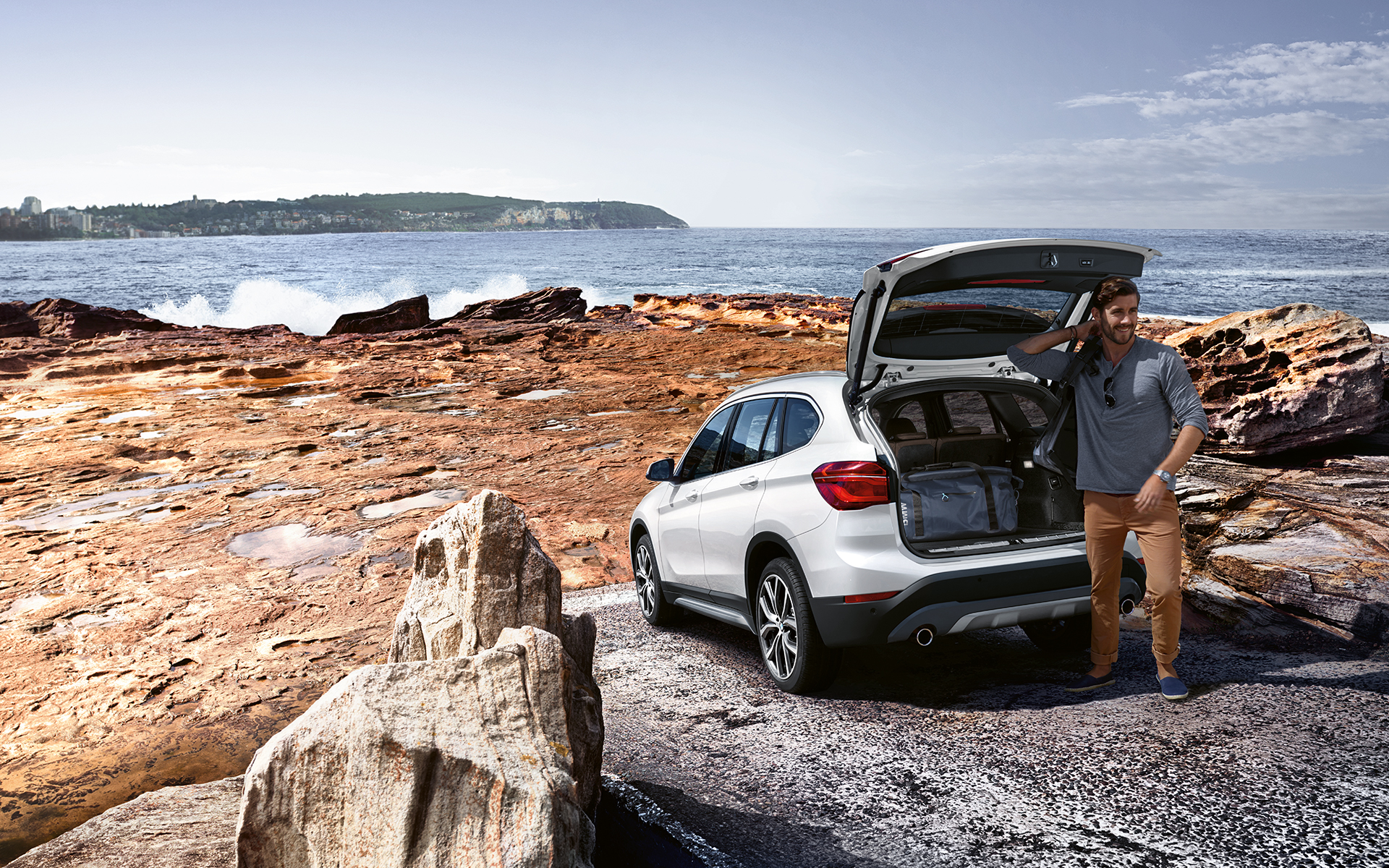 BMW X1 2015 Multimedia Gallery