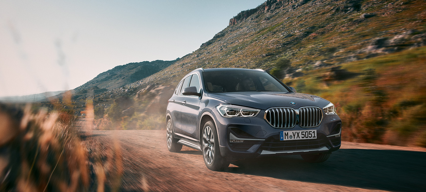 BMW X1: The flexible and dynamic SAV | BMW ca