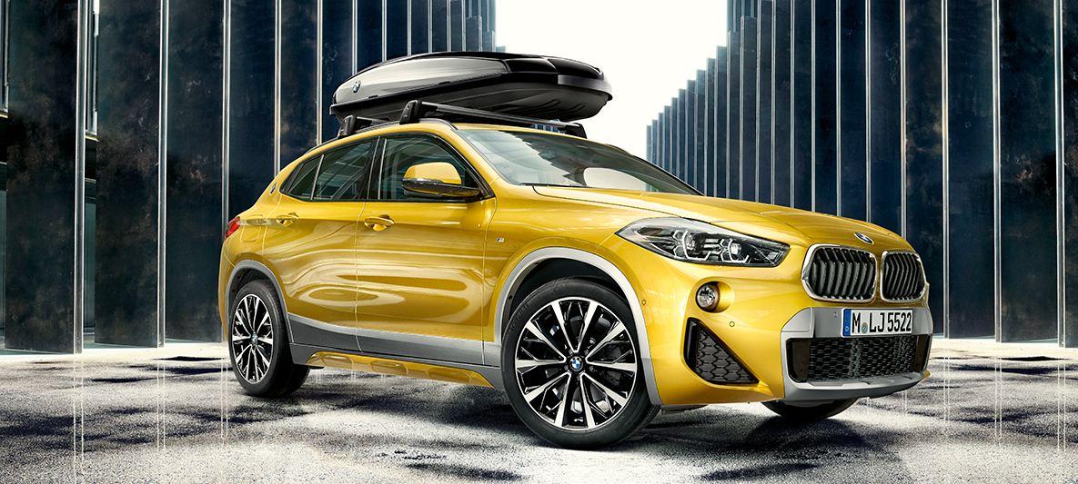 BMW X2: At a glance