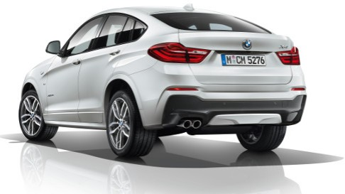 2017 BMW X4 Reviews and Rating | Motor Trend