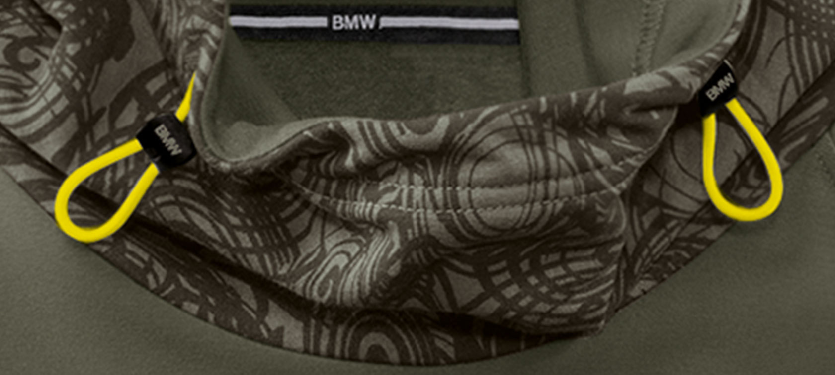 BMW active women's sweatshirt.