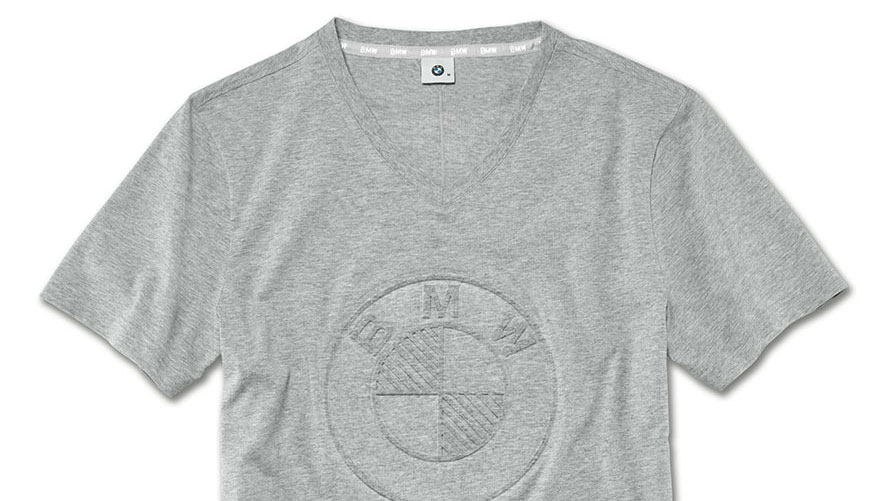 BMW T-Shirt Logo, men's.