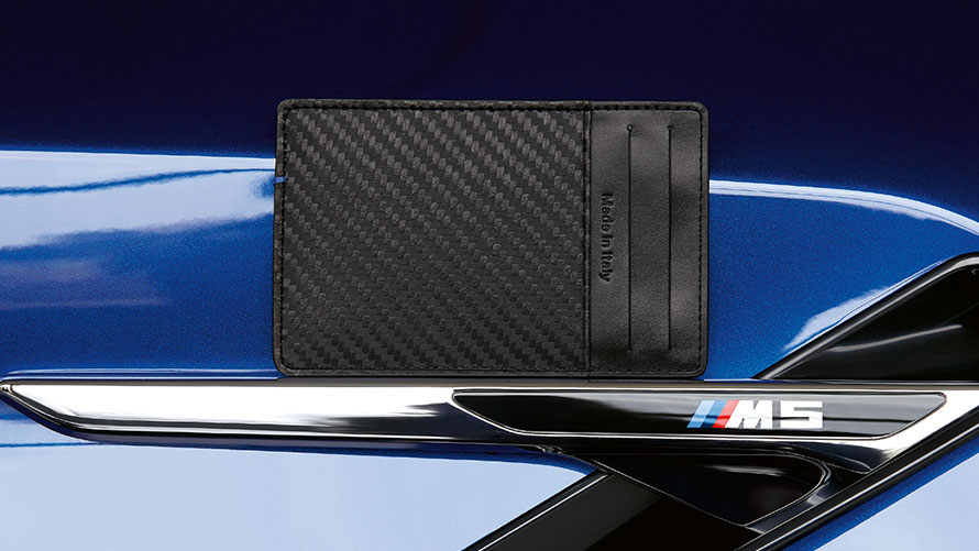 BMW M Wallet without Coin Pocket.