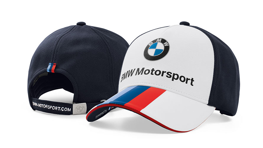 BMW Motorsport Fan Cap, unisex.