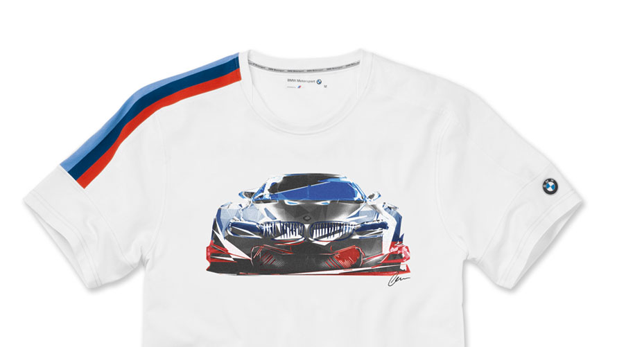 BMW Motorsport T-Shirt 'Motion', men's.