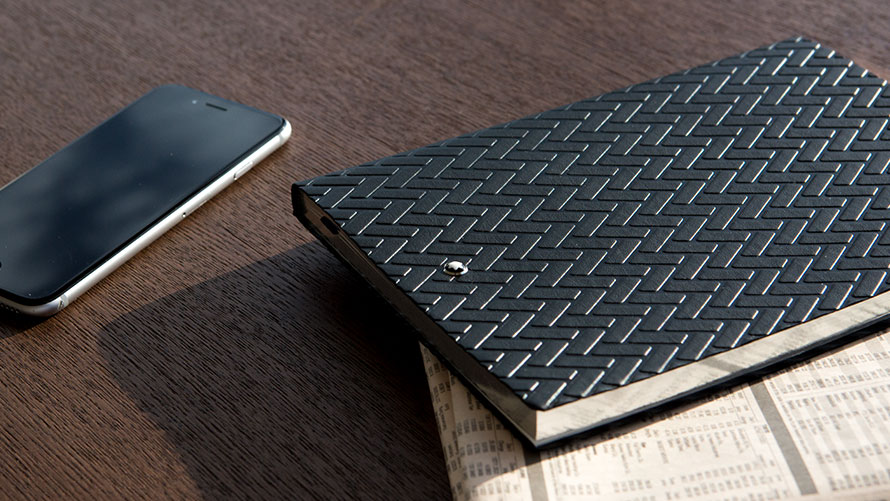 Montblanc for BMW Notebook.