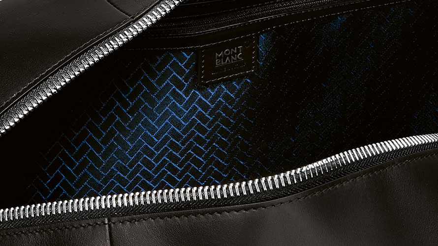 Montblanc for BMW Duffle Bag.