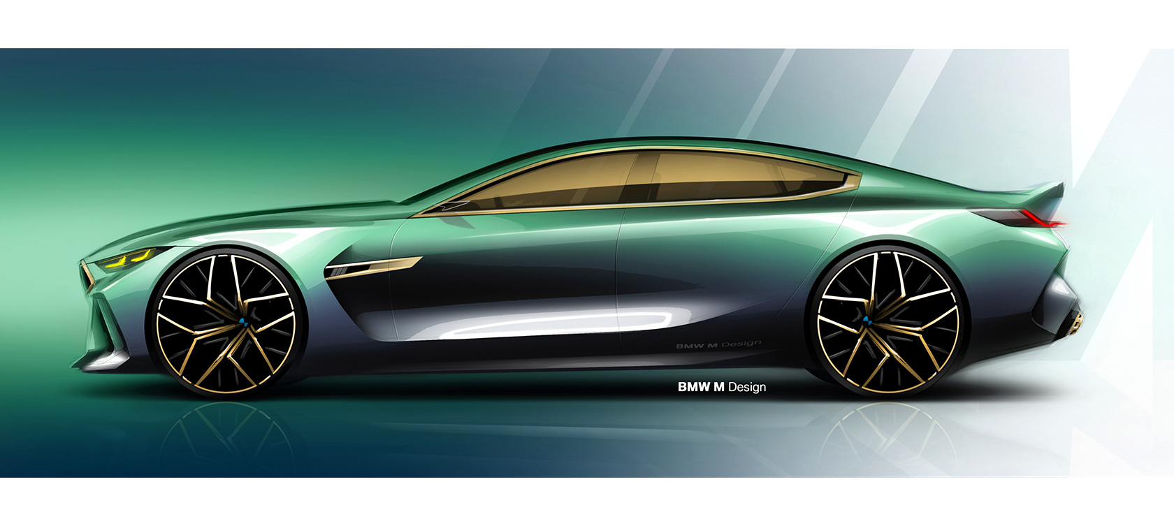 BMW Concept M8 Gran Coupé ׀ Luxury Sports Cars ׀ BMW Canada