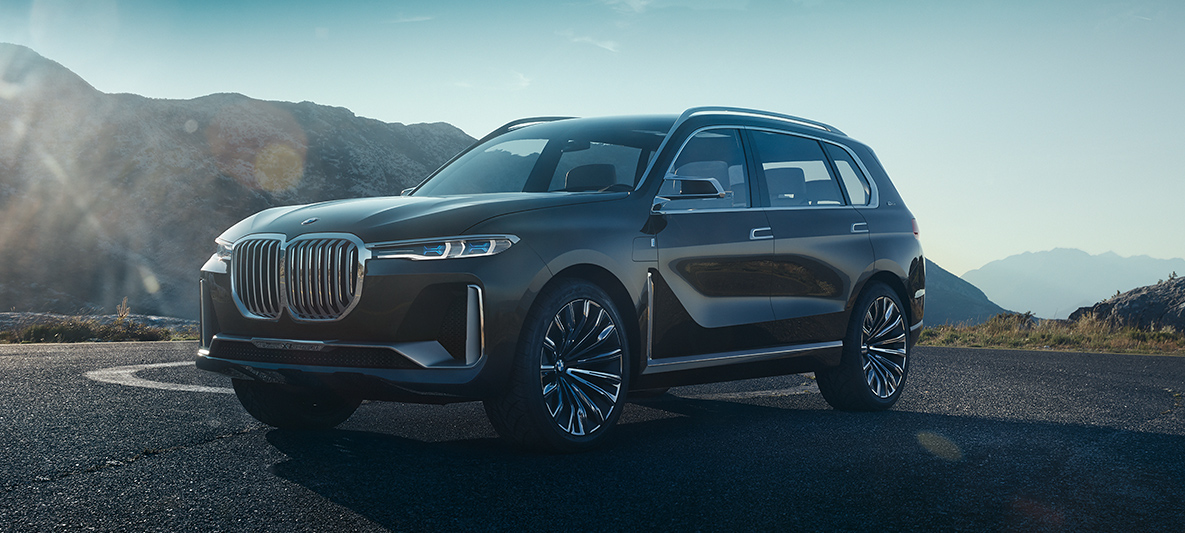 2020 BMW X7 And X7M Price >> Concept Cars Bmw Concept X7 Iperformance