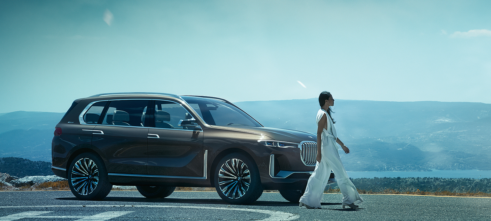 concept cars | bmw concept x7 iperformance