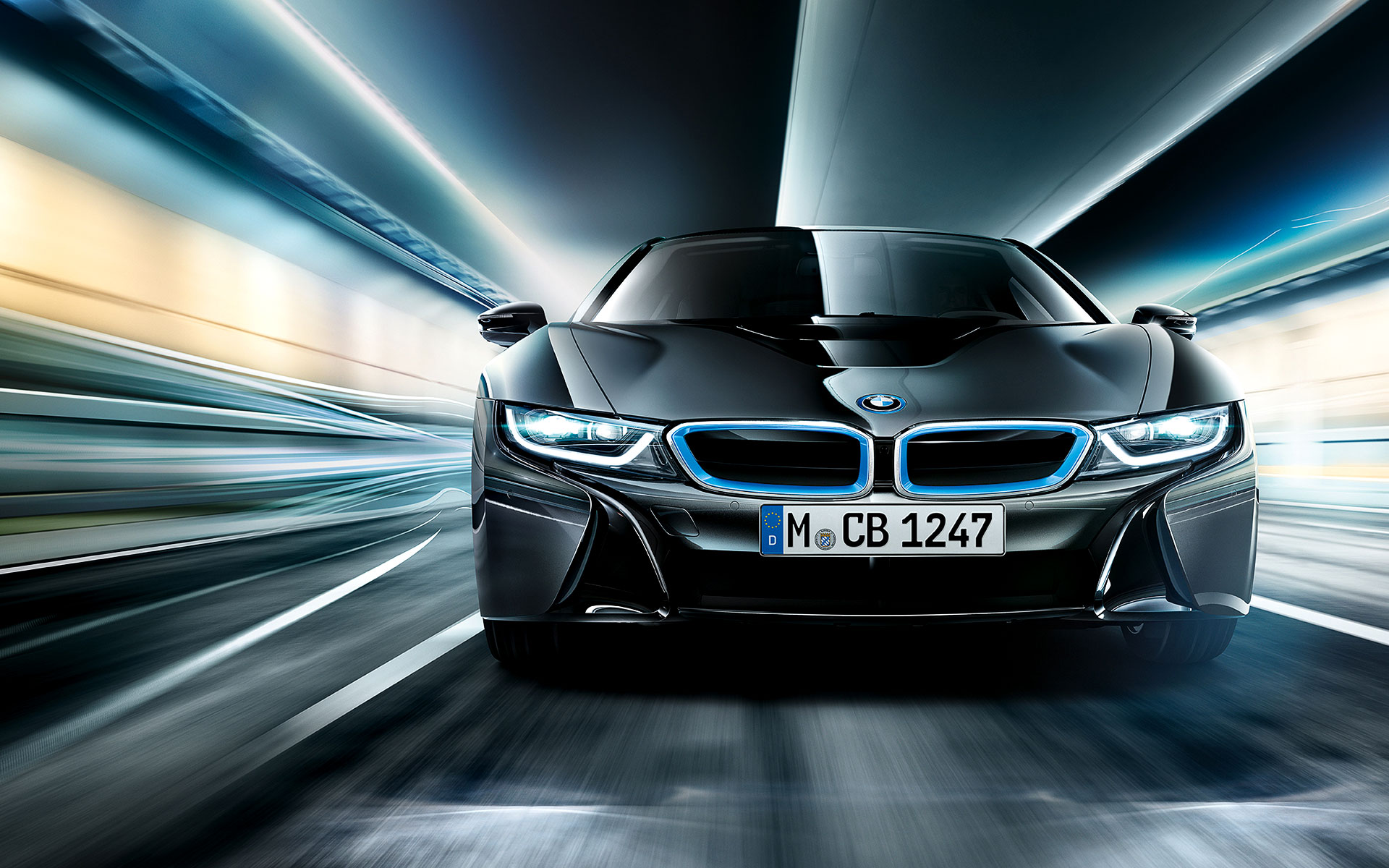 BMW EfficientDynamics Multimedia Gallery