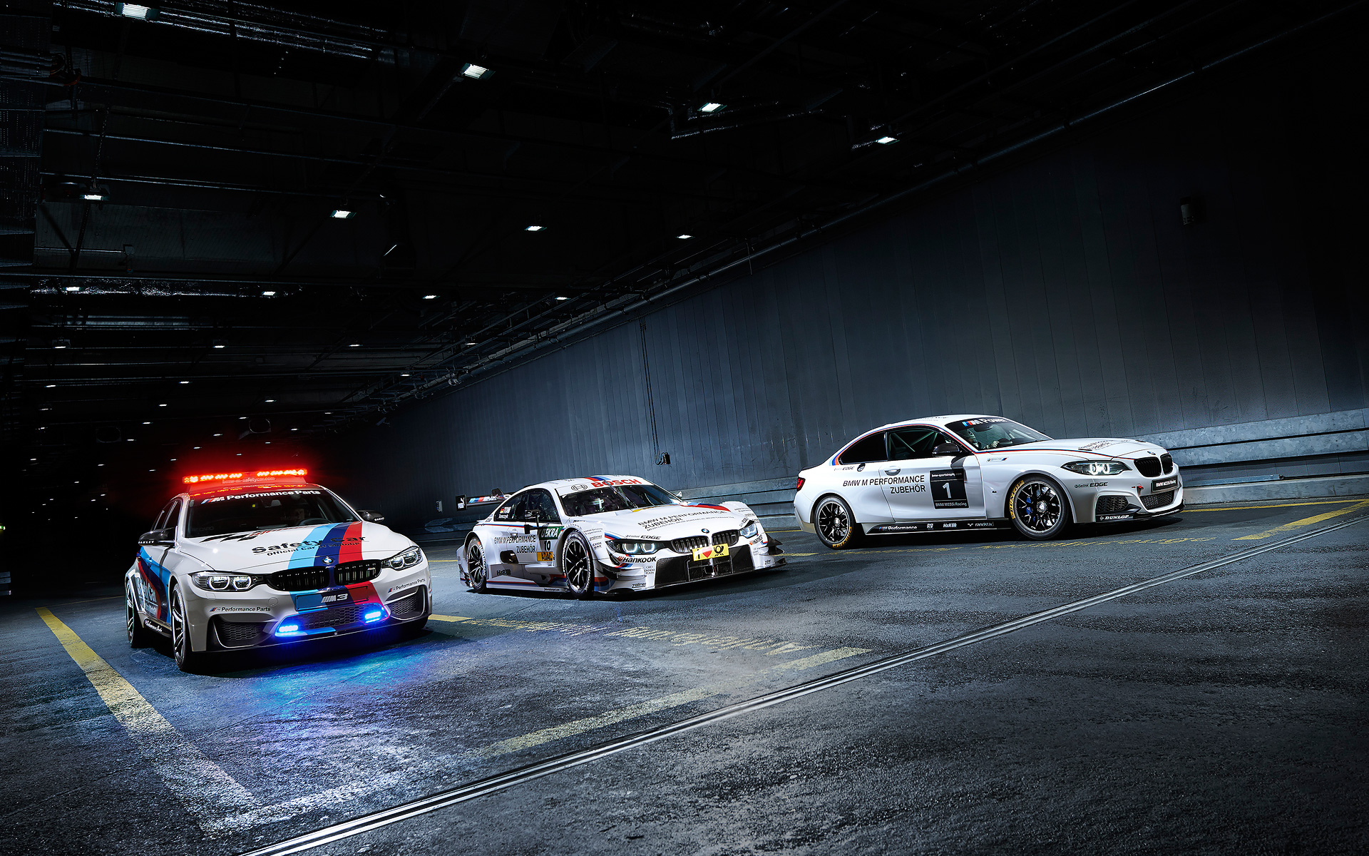 BMW M Performance Multimedia Gallery