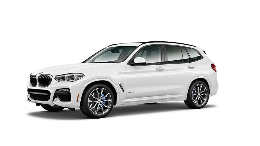 BMW Suv Price >> Bmw X Series Overview