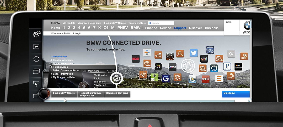 bmw connecteddrive a to z items search bmw canada. Black Bedroom Furniture Sets. Home Design Ideas