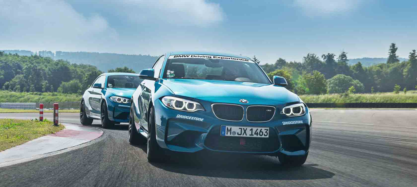 BMW M Thermal Experience