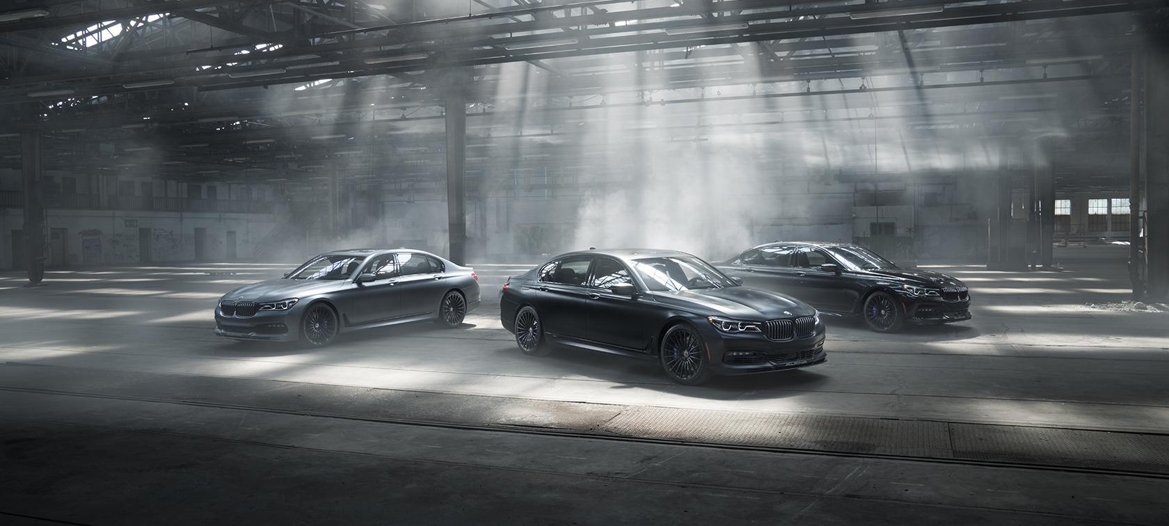 BMW Partnerships Alpina B Exclusive BMW Canada - Alpina b7 bmw