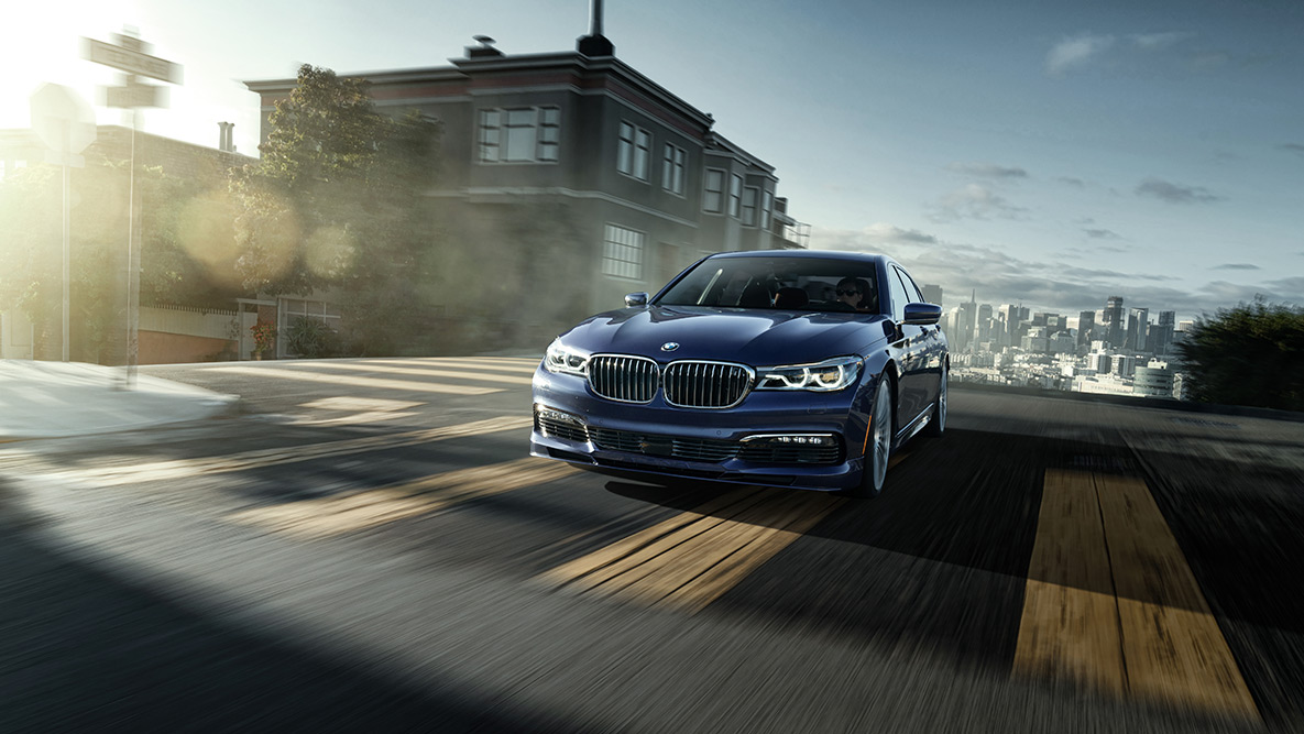 BMW Partnerships Alpina B Sedan Model BMW Canada - Alpina b7 cost