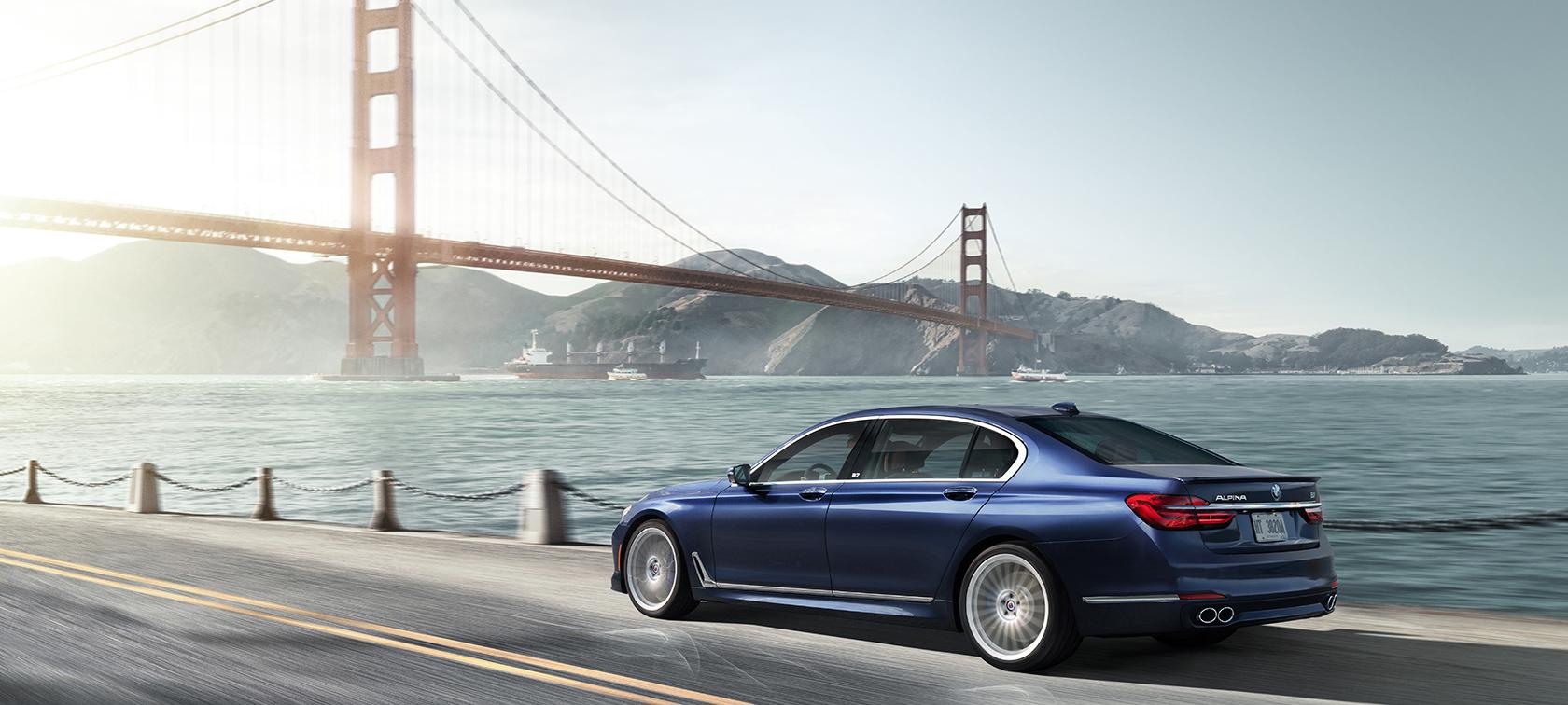 BMW Partnerships Alpina B Sedan Model BMW Canada - What is bmw alpina b7