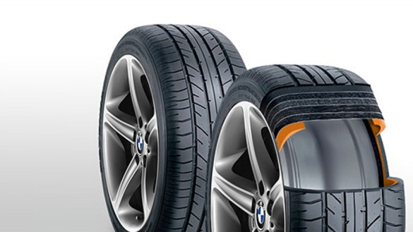 bmw approved tires & wheels