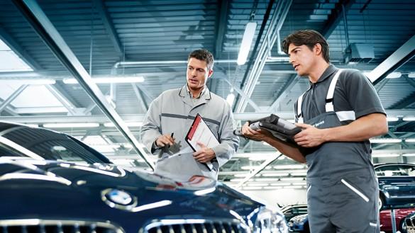Parts, Service & Warranty : Service & Maintenance