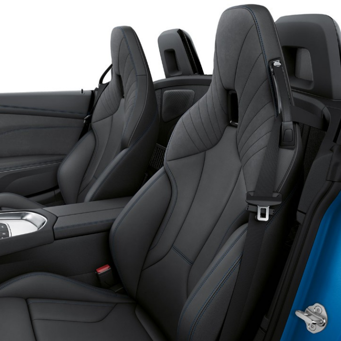Bmw Z4 M Seats: BMW Z4 Roadster: Information And Details